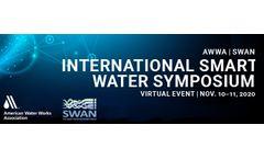 AWWA│SWAN International Smart Water Symposium - 2020
