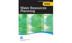 M50 Water Resources Planning, Third Edition