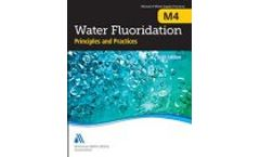 M4 Water Fluoridation Principles and Practices, Sixth Edition