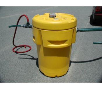 Penney - Bioreactor for Polyethylene Overpack Drums