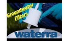 How to Complete Field Water Analysis with Waterra Groundwater Filters - Video