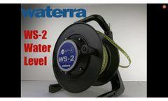 Waterra WS-2 Water Level Sensor- Video