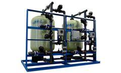 Marlo - Model MFG-SM Series - Media Based Water Filters