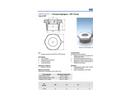 Metaglas - Industrial Threaded Sight Glass Window - Datasheet