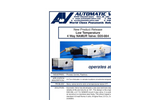 Automatic - Model D20-084 - 4 Way Namur Valve - Datasheet