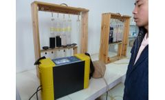 Biogas Analyzer solutions for biogas researching project