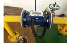 Gas flowmeter solutions for biomethane project
