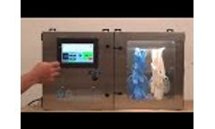 Ozone Exposure Chamber Oxidizing Gloves - Video