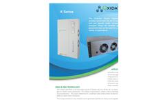 Model VMUS-4 - Ozone Generator  Brochure