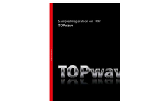 TOPwave - Sample Preparation System - Brochure