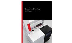 compEAct - Micro-Elemental Analyzers - Brochure