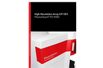 PlasmaQuant - Model PQ 9000 - High-Resolution Array ICP-OES - Brochure