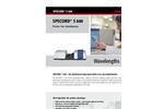Specord - Model S 600 - UV Vis Diode-Array Spectrophotometer - Brochure