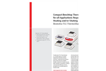 Biometra ThermoShaker TSC - Compact Benchtop Thermomixer with Cooling Feature - Brochure