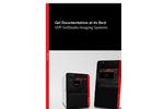 UVP GelStudio Imaging Systems - Brochure