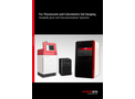 Analytikjena Gel Documentation Systems - For Fluorescent and Colorimetric Gel Imaging - Brochure