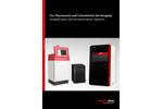 Analytikjena Gel Documentation Systems - For Fluorescent and Colorimetric Gel Imaging - Brochure