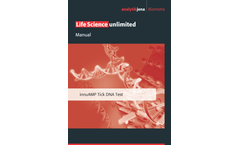 innuAMP Tick DNA Test - Manual