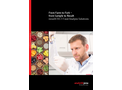 innuDETECT Food Analysis Solutions - Brochure