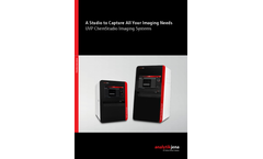 UVP ChemStudio Imaging Systems - Brochure