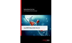 innuPREP Blood DNA Mini Kit - Manual