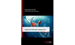 RoboGene MTB DNA Qualitative Kit - Manual