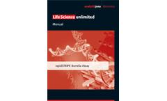 rapidSTRIPE Anaplasma Assay - Manual