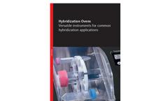 Hybridization Ovens - Versatile Instruments for Common Hybridization Applications - Brochure