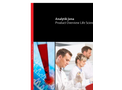 Analytik Jena - Product Overview Life Science