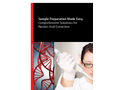 Sample Preparation made Easy - Comprehensive Solutions for Nucleic Acid Extraction