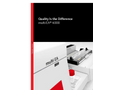 multi EA - Model 4000 - Fully Automated Solid TOC Analyzer - Brochure