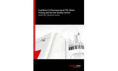 Analytik Jena - multi N/C pharma - Brochure