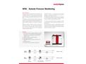 TOPwave RPM - Remote Pressure Monitoring - Flyer