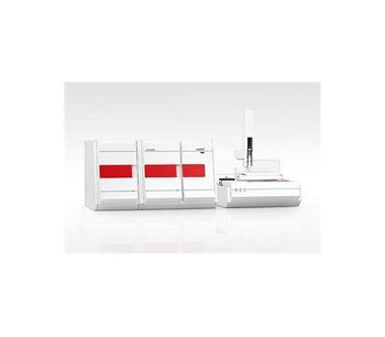 Analytik Jena - Model multi X 2500 - AOX/TOX Analyzer