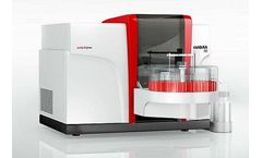 contrAA - Model 800 F - High-Resolution Continuum Source Atomic Absorption Spectrometer
