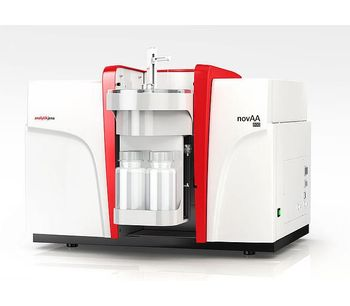 novAA - Model 800 G - Atomic Absorption Spectrometer for Routine Analysis
