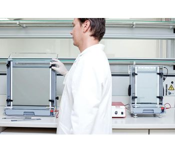 Sequencing Gel Electrophoresis System-1