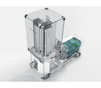 CyBio QuadPrint - Compact, High Speed and Precise Printing and Labeling System