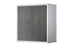 Wetzel - Model HT - 292mm - Box Filters