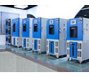 Production Line of Wewon Environmental Chambers
