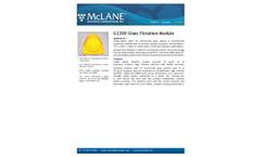 G2200 Glass Flotation Module - Datasheet