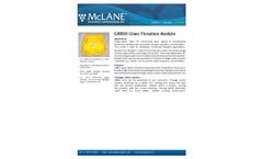 G8800 Glass Flotation Module - Datasheet