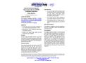 Geometric Dimensioning and Tolerancing Professional (GDTP) Certification Preparation - Brochure