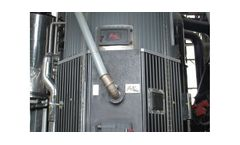 Flucal - Termal Oil Vertical Boilers