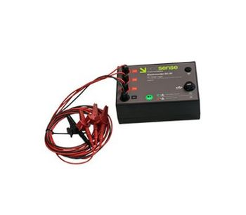 Accsense - Model DC-3V - Three Channel DC Voltage Logger
