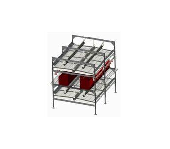 Alterna - Aviary Housing System for Layers