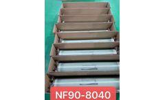 SURUN - Model RU-8040 - Industrial reverse osmosis membrane