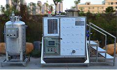 Hongyi - Model Hy250Ex-PLC - Solvent Recovery Equipment