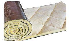 Pyroteks Soundlag - Model NL-QGW - Acoustic Pipe Lagging - Fire Retardant Noise Barrier