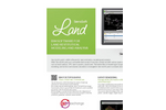 SierraSoft Land - BIM Software for Land Restitution, Modeling and Analysis Brochure